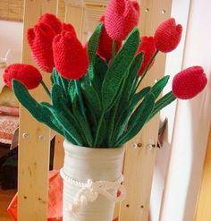crochet tulips (3)