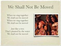 We Shall Not Be Moved sung by children! #SAVEBEAU https://www.facebook.com/letbeaugo
