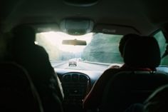 through the windscreen (photo by Inda Rose)