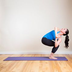 Pin for Later: Skip Bikram and Try This Heat-Building Sequence Instead Side Fierce