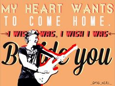 Beside You by 5 Seconds of Summer ... Absolutely love this picture ... And the song !