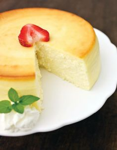 Low Carb Stella Style Ricotta Cheesecake Recipe courtesy George Stella...FB: Low Carbing Among Friends