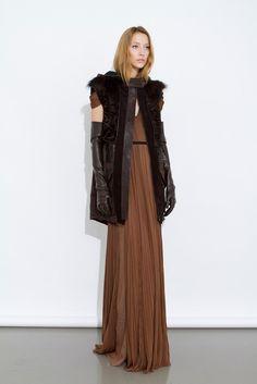 J. Mendel Pre-Fall 2012 Fashion Show Collection