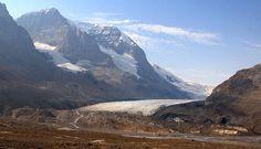 Glaciers Highway - Alberta - Canada