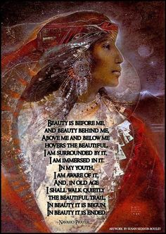 Native American Prayer                                                                                                                                                                                 More