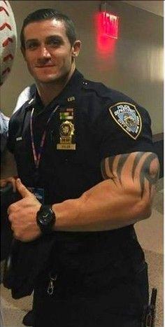 Pass the Police Academy Test Cop Uniform, Men In Uniform, Police Uniforms, Police Cops, Hot Girls, Hot Cops, Muscle Hunks, Muscle Fitness, Fitness Goals