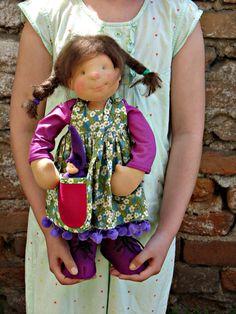 Made to order custom 16 doll September 2014 by mariaasenova
