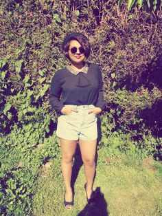 #summer #OOTD #fashion #style #beauty #blog #love #passion #cute #shorts