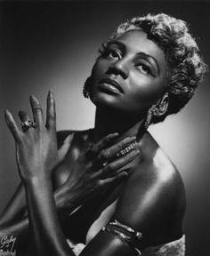 "Entertainer Joyce Bryant: ""The Black Marilyn Monroe"""