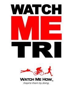 For male triathletes; triathlon, run, bike, swim, triathlon, run, bike www.WatchMeHow.com