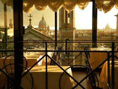 City View, Rome, Italy