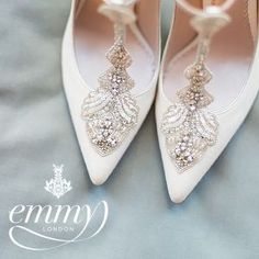 """Great Gatsby Glam- """"Emmy"""" Shoes"""