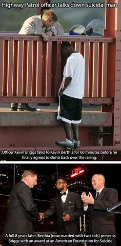Don't Forget There Are Also Good Cops