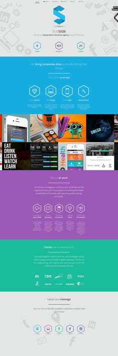 Subsign - Creative agency