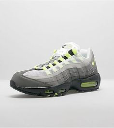 Classic AirMax 95's Teen Favourite in the early noughties