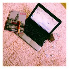 #mood #writing #pink #chill