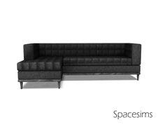 spacesims' Axel living room - Loveseat