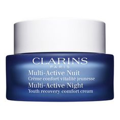 Multi-active night youth recovery comfort cream - CLARINS