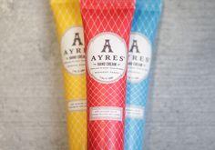 AYRES Hand Cream Midnight Tango, Pampas Sunrise & Patagonia