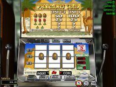 pharaoh's gold slot machine review: http://www.24hr-onlinecasinos.com/slots-machines/pharoahs-gold-slot-machine/