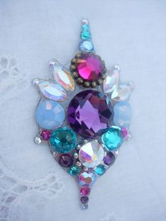 RESERVED Bindi for MINDY B H only  thank you by KuhlJewels on Etsy, $38.00