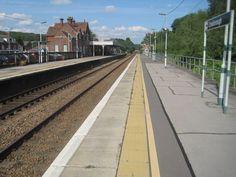 Crowborough Railway Station (COH) in Crowborough, East Sussex