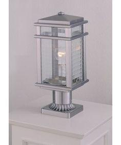 Murray Feiss OL3407 Monterrey Coast 1 Light Outdoor Post Lamp