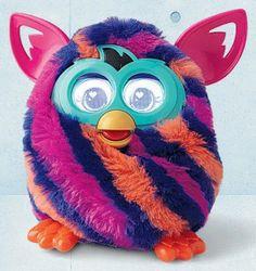 Furby Boom En dit is de bestelling voor de kerstman...