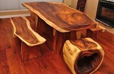 Beautiful wood...