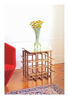 The Quadrat Series by PELLE Designs