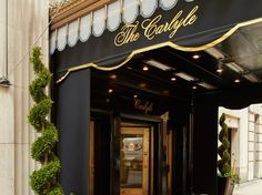 Located in New York's posh Upper East Side neighborhood, The Carlyle has hosted everyone from celebrities to politicians and royalty (it's William and Kate's hotel of choice when in New York). Even if you aren't staying there, pay a visit to the hotel's Bemelmans Bar, which is open to the public. This old-fashioned lounge is famous for its Ludwig Bemelmans murals, 24-karat gold leaf-covered ceiling, classic cocktails, and live piano music. Mary Holland