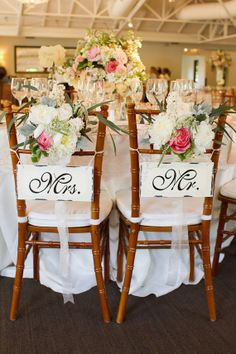 Off White-Mr./Mrs. Signs - One Sided Wedding Sign- not vinyl, hand-lettered on Etsy, $29.99