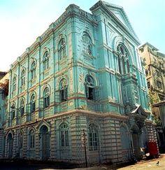 Mumbai, synagogue