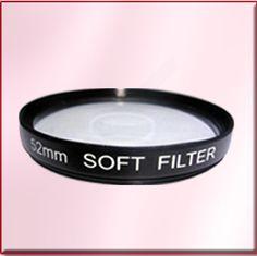 Camera filter soft
