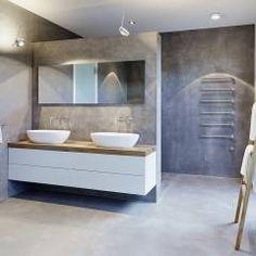 Baños de estilo moderno por honey and spice