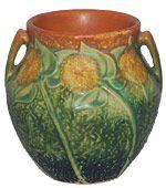 Art Pottery!! Fulper, Grueby, Roseville, Rookwood, Teco, Weller...love this movement in American art.