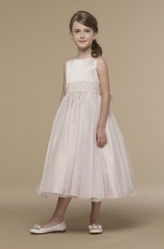 da9bbcb6835 Us Angels Flower Girl Dress- Style 172 - Beaded and Sequin Dresses - Flower  Girl Dress For Less