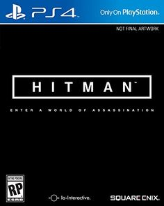 Hitman: The Complete First Season - PlayStation 4 Xbox 360 Video Games, Ps4 Games, Xbox One For Sale, Latest Games, I Am Game, Assassin, Playstation, World, Gaming