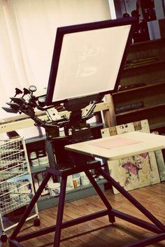 process and equipment shots