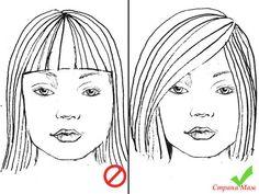 Как подчеркнуть очарование квадратной формы лица