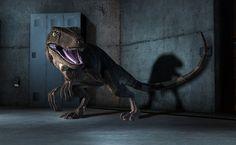"""Jurassic Park: The Game"""