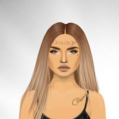 Spotlight - Stardoll | Español Pop Art Girl, Face Art, Art World, Art Museum, Spotlight, Art Drawings, Make Up, Disney Princess, Disney Characters