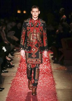 Givenchy - Men-Fall winter 2015 - Show collection