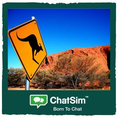 Paola R. from Australia. Ready for new experiences! Shared with ChatSim App used: SnapChat - Credit used: 10 (photo size 100 KB)