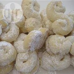 Biscoito de Páscoa grego @ allrecipes.com.br