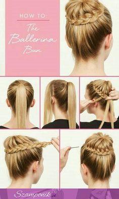 Imagen vía We Heart It https://weheartit.com/entry/155731408 #blonde #braid #diy #hairstyle #nice #tutorial
