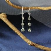 These earrings will add class and elegance to anything that you are wearing, and they are a perfect choice to buy for yourself or to give as a gift. For more detail click below picture. Valentine Gifts For Girlfriend, Girlfriend Birthday, Mom Birthday Gift, Solid Gold, Dress To Impress, Gifts For Mom, Tassel Necklace, Diamond Earrings, Detail
