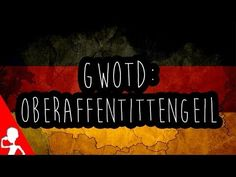 Today's #German word of the day video I filmed right after our epic drunk hangout for the Germany vs Algeria match last night. So beware of this even more epic word: #oberaffentittengeil If you use it it will infuse pure German power right into your veins!  Or something like that!