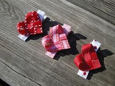cute <3 <3 <3 ::: How to make woven ribbon hearts http://bowdabrablog.com/2012/01/31/how-to-make-woven-ribbon-hearts/ - Nailed it!!!