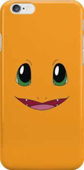 Charmander - Go buy this in my RedBubble shop! It's available on shirts, phone cases, mugs, pillows, tote bags, laptop skins, and more!